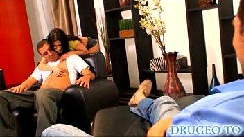 creampie casting surprise unexpected threesome unwanted accident Nabila ben attia