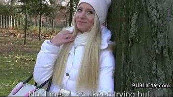 video public cute with fuck teen Chuvvy pale albino teen