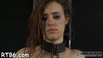 locking chastity cage River rock womens prison scene 3