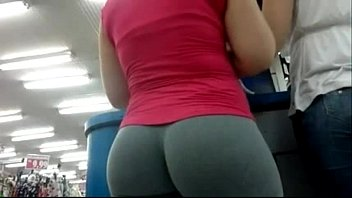pink pants yoga Sinner mom amateur