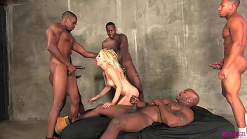 with ashley fires asian guy interracial Sunny leone with small boy