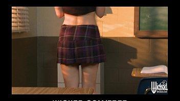 classmate about schoolgirls dream wet Asian motel threesome