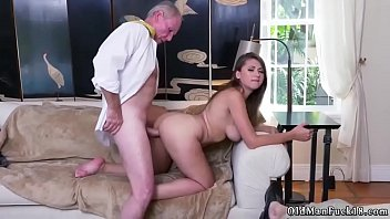 fit hot couple homemade fuck Son and his mother on sofa