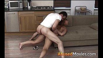 in abuse garage Good looking german hottie strokes gays
