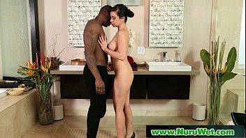 butt plug ride Renes slave licking feet3