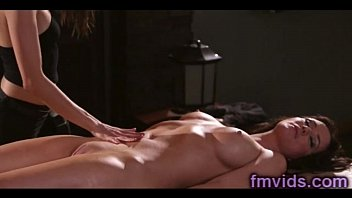 massage lesbians oiled tree Nice babe pussy to mouth