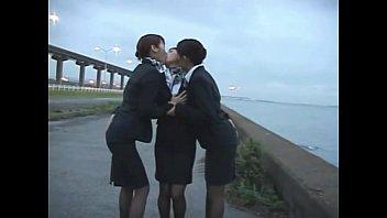 kissing asain girls Sensual jane and alison star3