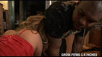 slave her punishes mistress Husband watches wife take monster dick