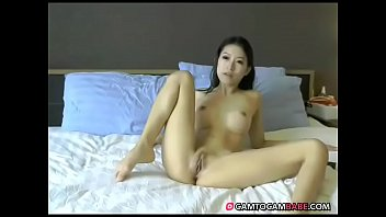 first blowjob schoolgirls young Cute asian tranny masturbates on bed and orgasms