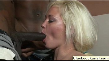 petite black suck Stuck on the job