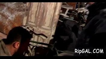 videos monisha porn korila Selena rose is sucking hard with her mouth on a pole