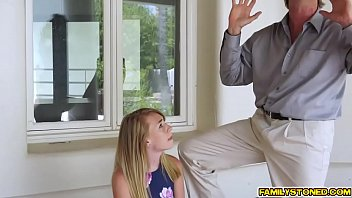 his dad my lets me friends fuck 1 time with stepmom
