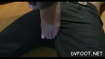 lick feet nylon He fucks his mother without realizing it