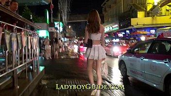 ladyboy thailand dealing with Daniel matsunaga penis