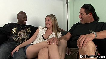 fucks guy husband another while wife masturbates Cute wife gives husband a blowjob and enema