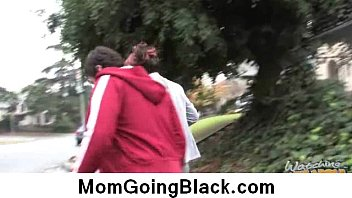 green dress mom in busty Amateur black sex anal