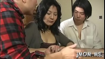 uncensored mature asianlesbian Miss adams with big boobs doing her tin