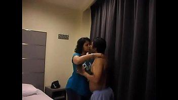 bhabi sex saree in Son blackmail anal