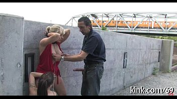 caught in public flashing New model haus girls