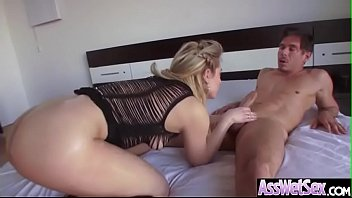 extreme anal dildo deep Anal sex from behind belly