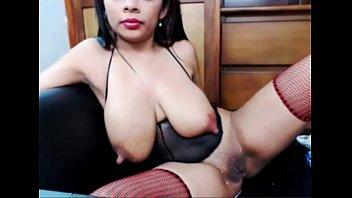 fake latina tits Sucked under table