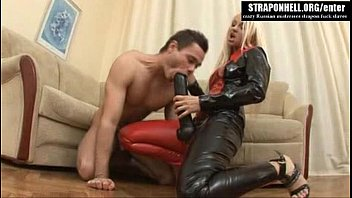mistress ezada strapon Nude stage performance guy