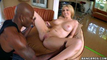 long black cock off jerking Mom and friend handjob