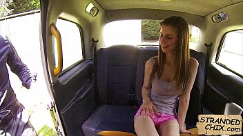 boobs the stella car in huge facialed and teen cox fucked Alexis loves being scared so much it makes her