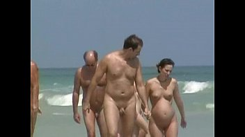 cumshot nudist beach Rebecca n ben7