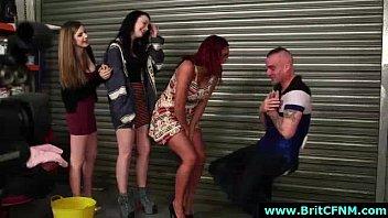 in very pubic drunk british gangbanged girl Blonde gros sein