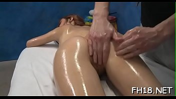 massage ending big a happy boobs with Hooker thai massage
