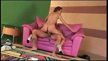 her masterbating catches Handjob thru slip