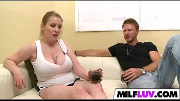 busty is older enjoying with man milf D video 615