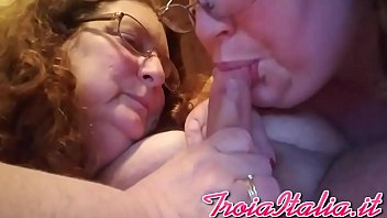 su goten madre y She tries her first big cock