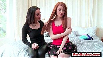 big lesbian webcam Cum in tjroat
