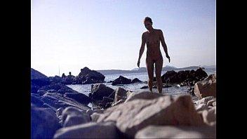 nudist cumshot beach Tattooed whore christy mack gets nailed hard