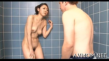 boy mom yonger fakking need Sexy brunette tranny fucks and dominates a guy