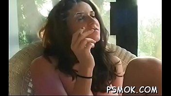 cig banks brianna a smokes Cum tribute from my fan