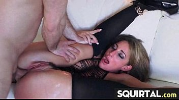 squirt till wife pussy she finger Amateur ebony petite facesitting ass