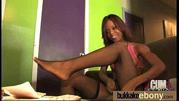 bath5 cum ebony Women leg braces
