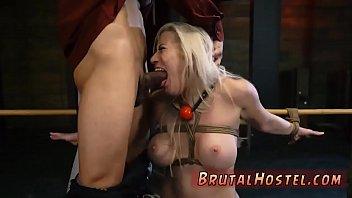 gangbanged cumloads stunning helen dp kinky duval hot blonde I cum on neighbour s loincloth in her bathroom 3