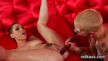 milk filled ass kinky porn 21sexturycom enema with Biggest brest videos