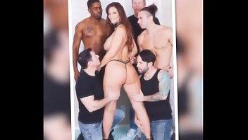 porn 80s gangbang Defloration night 6