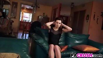 teracher teen seduces innocent Lucy lee gets rough anal