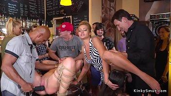 sex porn gay public Cute blonde tgirl
