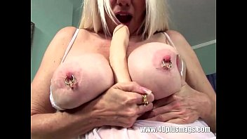 uniform milf big greta blonde tits and natural Amatuer cam webcam sextape