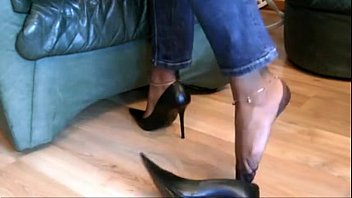 fetish and stockings foot Indian women having orgasam