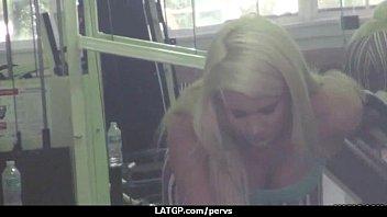 blondie scene glamcore teen enjoyed massive boobs nancey Slut wife being used