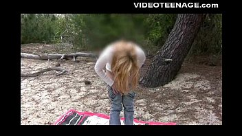 beach teen spycam Young girlfriend hard orgasm