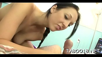 dick haired colorful girl suckig Mayra y sus amigos 03